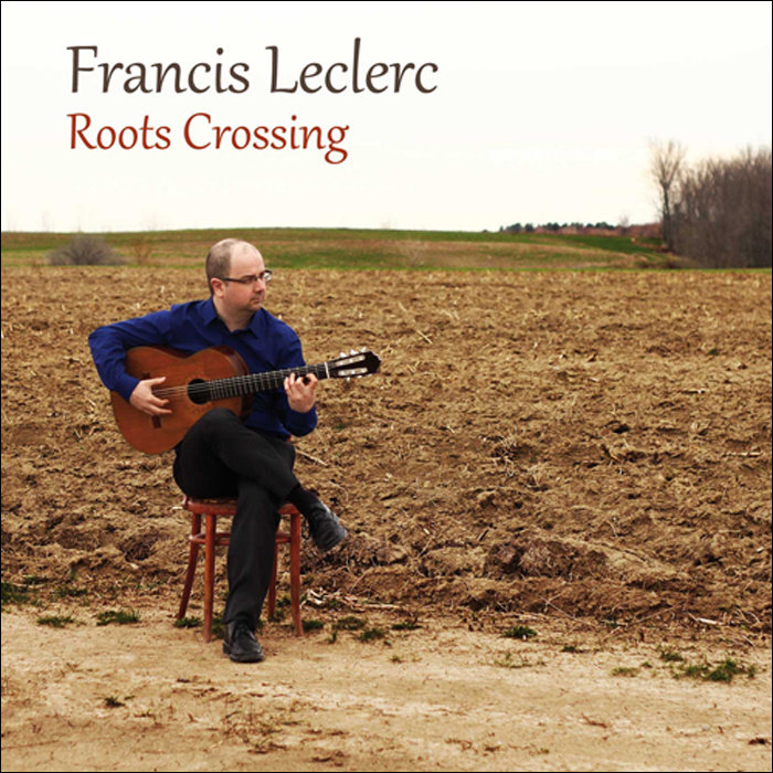 Roots Crossing Album Artwork