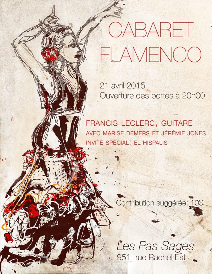 Cabaret flamenco