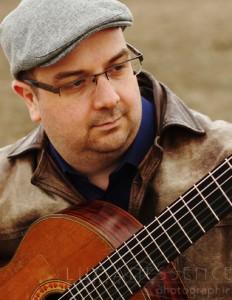 Francis Leclerc - guitariste