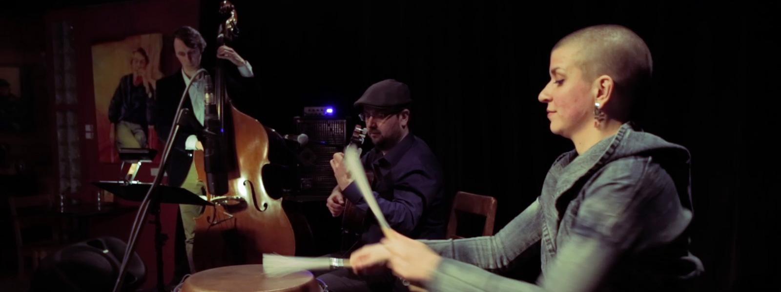 Trio Francis Leclerc au Bistro St-Cath