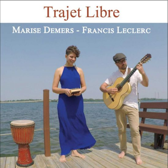 Trajet Libre album artwork